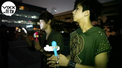 (vixx) Vixx Diary Tv ep.5