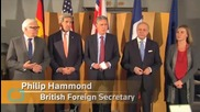 British Foreign Sec'y Says Iran Nuke Deal Would Be Vague, Unwritten