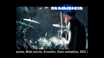 Rammstein In Serbia