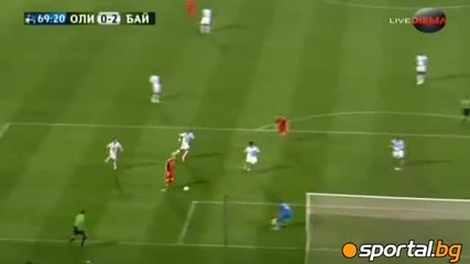 Шампианска лига: Олимпик М - Байерн (м) 0:2
