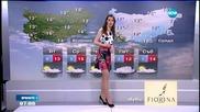 Прогноза за времето (31.03.2015 - сутрешна)