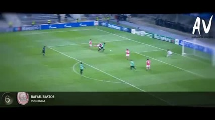 Top 10 Goal Uefa Champions League 12-13