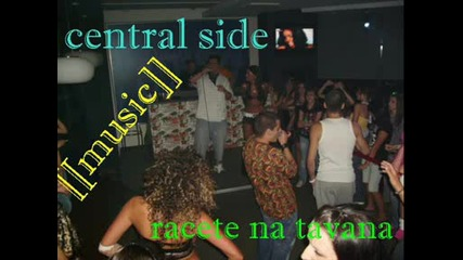 Central Side - racete na tavana