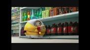 Аз проклетникът - В супермаркета
