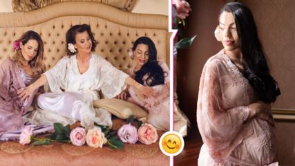 Илиана Раева е в щастливо очакване на две внучета в романтична обстановка