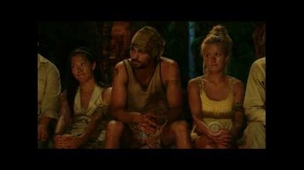 Survivor Samoa - сезон 19 - епизод 3 (част 2/2)