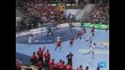 Франция – Дания е финалът на световното първенство по хандбал за мъже