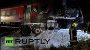 Germany: Train hits tractor towing U.S army truck, search for bodies begins