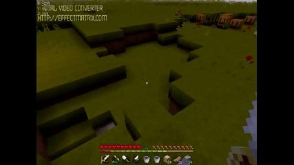 Minecraft оцеляване ep11