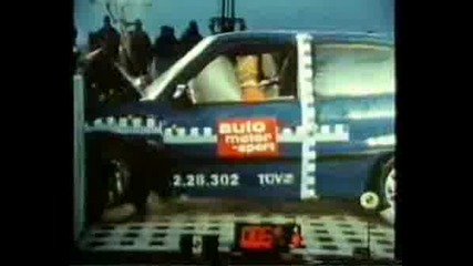 Opel astra  Crash Test