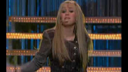 Hannah Montana - Nobodys perfect hq