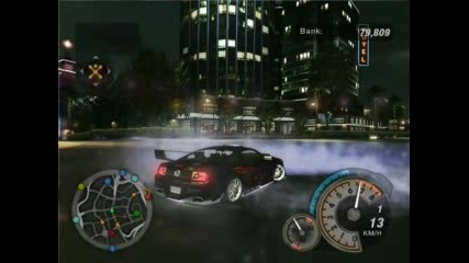 Need For Speed Underground 2 My Cars