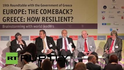 """Гърция: """"Нямаме избор, трябва да потърсим други начини за финансиране"""" - Каменос"""