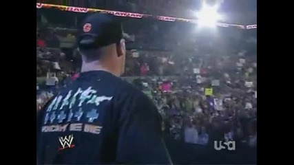 Wwe Edge vs John Cena 1/2