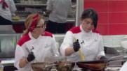 Вечерна резервация, кой отбор ще се справи по-добре - Hell`s Kitchen (04.03.2020)
