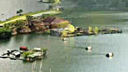 Плаващи Понтони, Воден Град - Язовир Въча