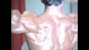 Arnold Schvarzenegar Мистър Олимпиа 1975 показва завидно тяло