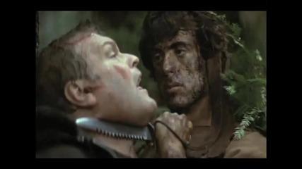 Неумиращата призната класика Рамбо: Първа Кръв (1982)