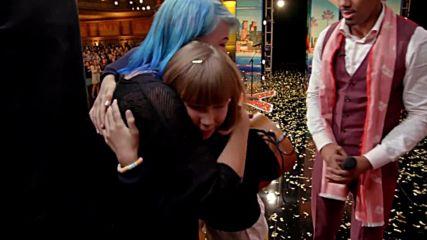 """12-годишната Грейс с авторска песен на """"америка търси талант"""""""