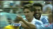 Футболно Шоу! Аржентина - Бразилия 4:3 .. Хеттрик на Меси ..