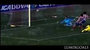 Sergio Aguero - Atletico Madrid - Goals, Skills, Emotions - 2009 - 2011 Hd