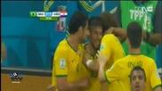 Бразилия 3:1 Хърватия 12.06.2014