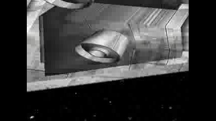 3D - Космически Кораб