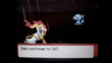 Pokemon Pearl - Shiny Azurill