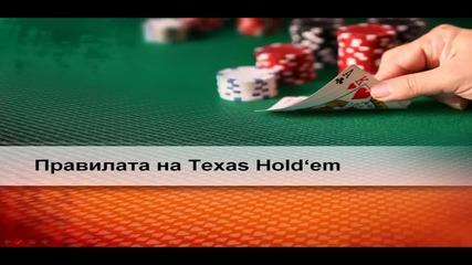 Урок по Покер Texas Holdem
