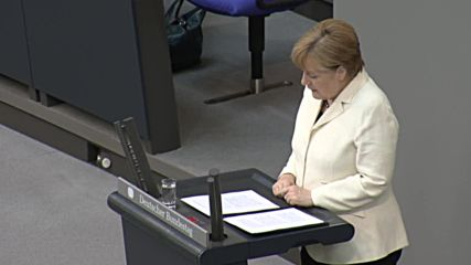 Germany: Increased NATO presence in E. Europe due to fear of Russian aggression - Merkel