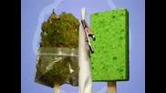 Spongebong Hemppants - Със Различни Герой