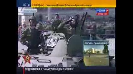 Парад на победата 9 май 2014, Новосибирск - част 2