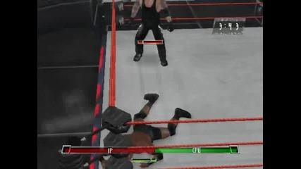 wwe vs ecw undertaker vs bobby lashley