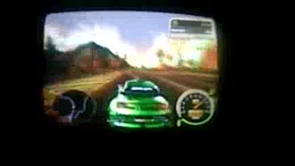 kratak gameplay na Nfs Most Wanted