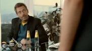 Hugh Laurie в реклама на Schweppes (част 2)