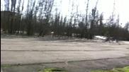 Чернобил И Припят 2010 - Стадиона В Припят