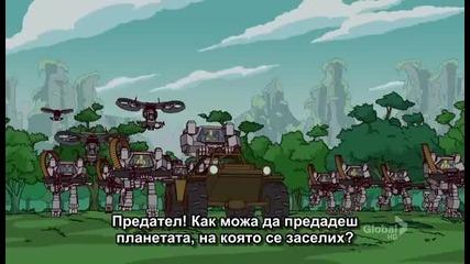 Семейство Симпсън - Сезон 23 Епизод 3 - Бг Субтитри