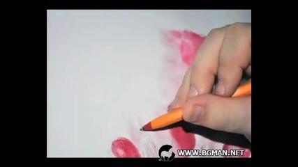 Изключително талантлив художник
