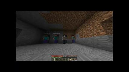 Minecraft Multiplayer w/ Friends part 2