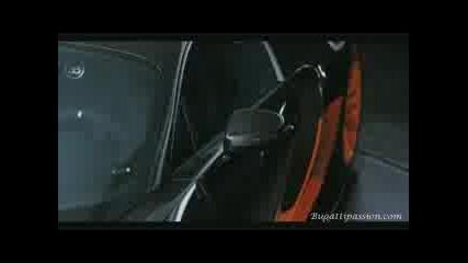 първо видео на Bugatti Veyron Supersport