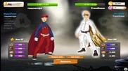 Hero Zero- Happyteam Vs The Noob
