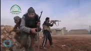 Activists: Insurgents Advance in Syria's Aleppo