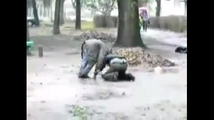Мъртво пияни руснаци