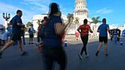 Уил Смит се включи в международния маратон в Хавана