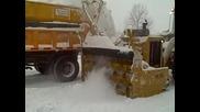 Jamestown_s big honkin_ snowblower