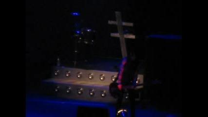 Концерт На Marilyn Manson