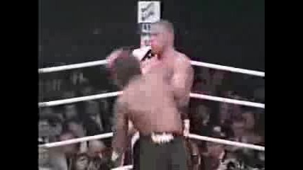 Gerald McClellan vs  Nigel Benn  (part2)