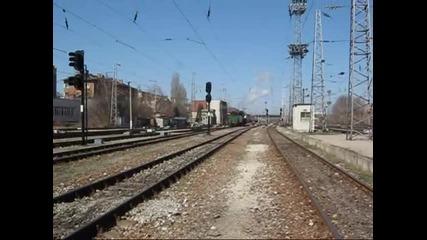 Парен локомотив на Централна гара