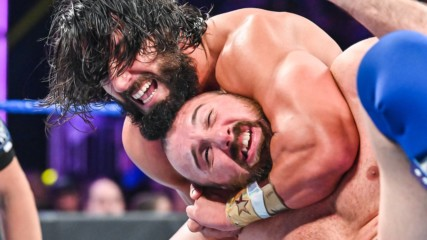Oney Lorcan vs. Tony Nese vs. Ariya Daivari: WWE 205 Live, Oct. 18, 2019