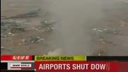 Ужасяващото земетресение от 8, 9 , последвано от опустошително цунами в Япония ( 11.02.2011 )
